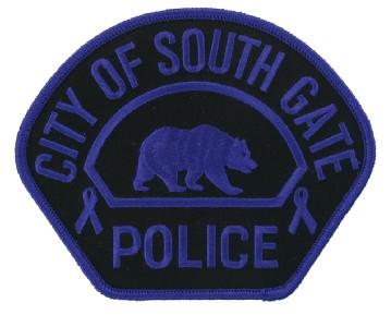 Awareness Police Patch