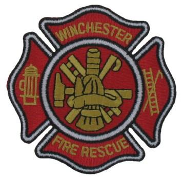 Fire Scrambler Emblems