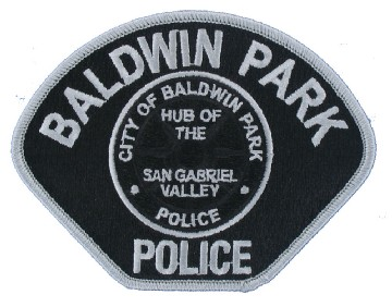 Park Police Patches