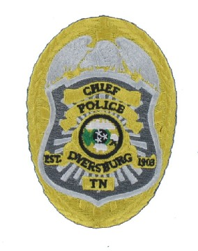 Police Chief Patch