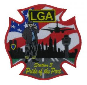 Airport rescue emblems