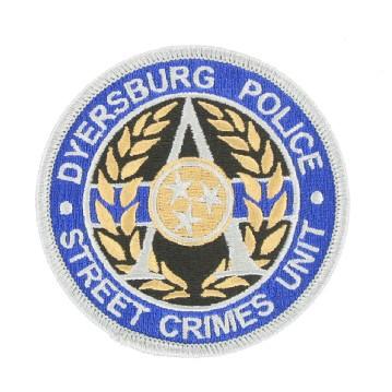 Crimes Unit Emblem