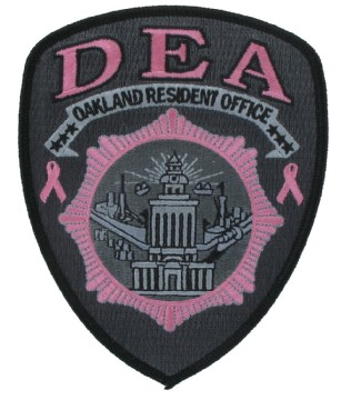 Breast Cancer Awareness Patch