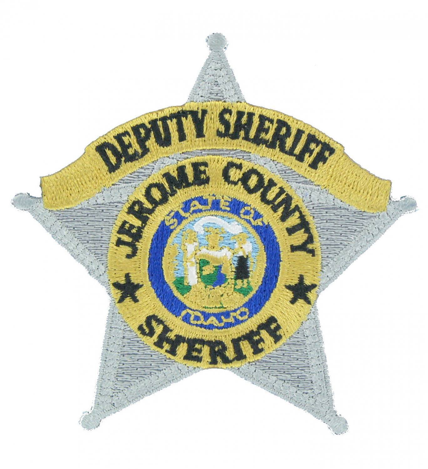 Sheriff Badge patch