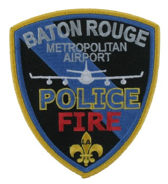 Airport Police Patches