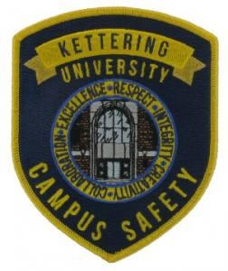Campus Safety Emblems