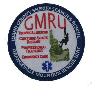 Rescue Embroidered Emblems