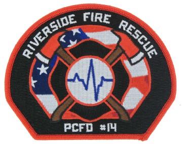 Fire Rescue Emblems