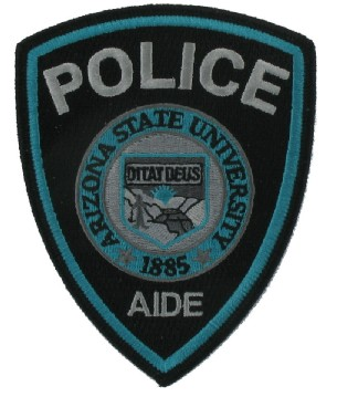 Awareness police patch