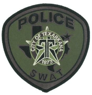 SWAT Embroidered Emblem