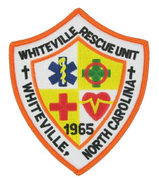 Rescue Unit Patch