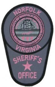 Pink Sheriff Emblems