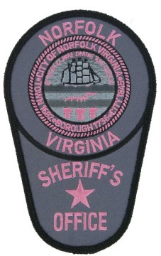 Pink Sheriff Emblems