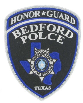 Honor Guard Embroidered Emblem