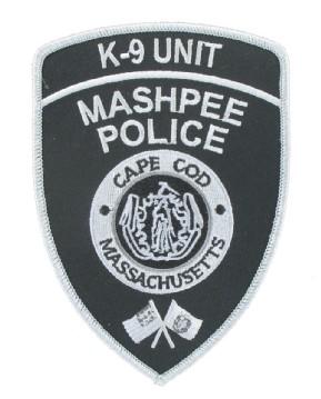 K9 Unit Police Emblem