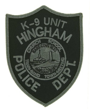 k9 Unit Patch