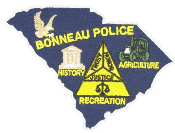 State Police Patch