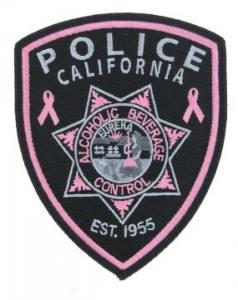 Pink Police Emblem