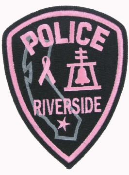 Breast Cancer Awareness Emblem