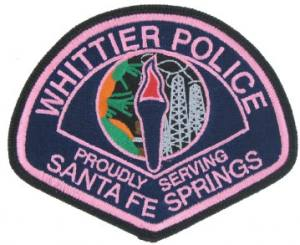 Police awareness patch
