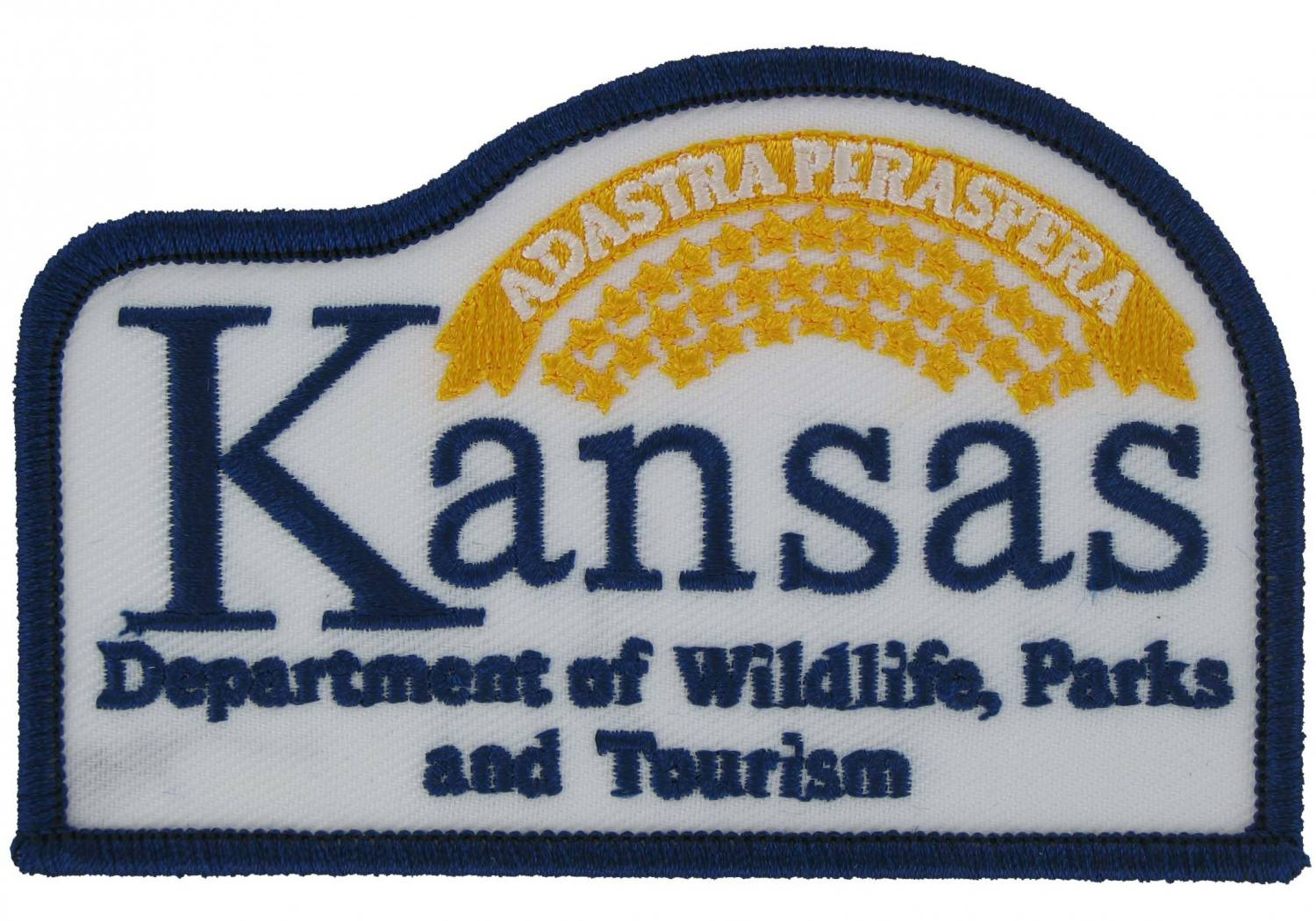 Department of Wildlife Patch