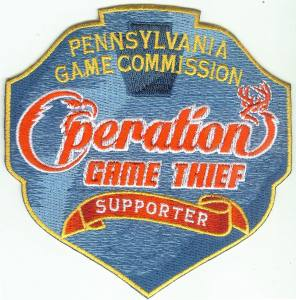 Game Commission Patch