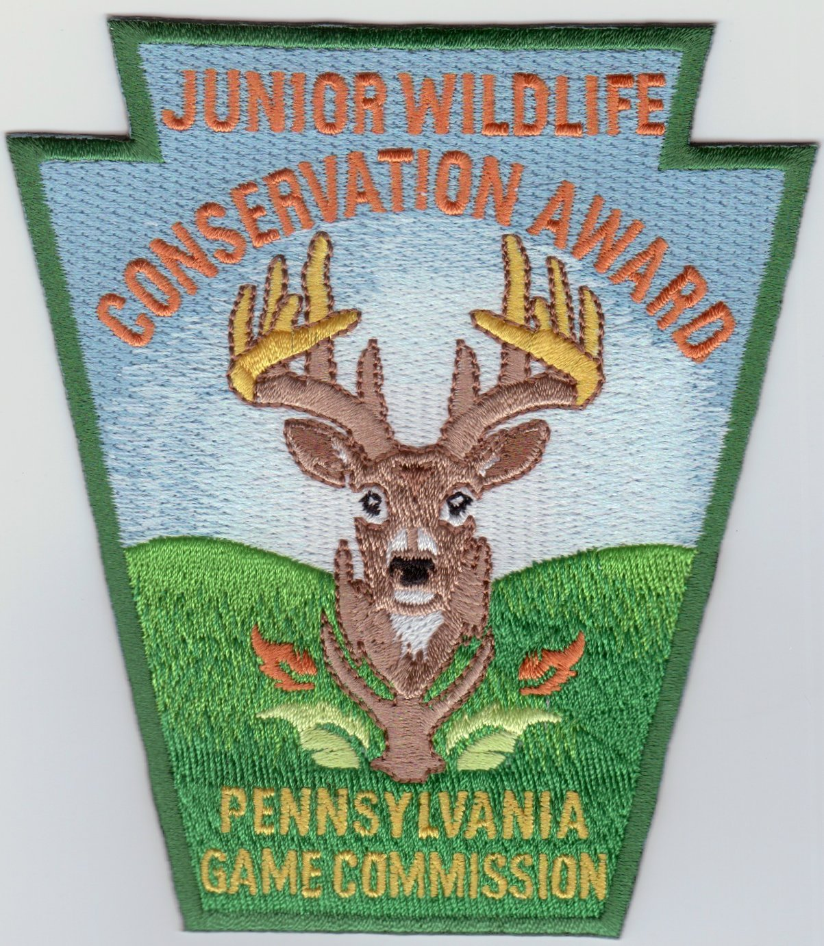 E12714 PENNSYLVANIA GAME COMMISSION (PA) | The Emblem Authority