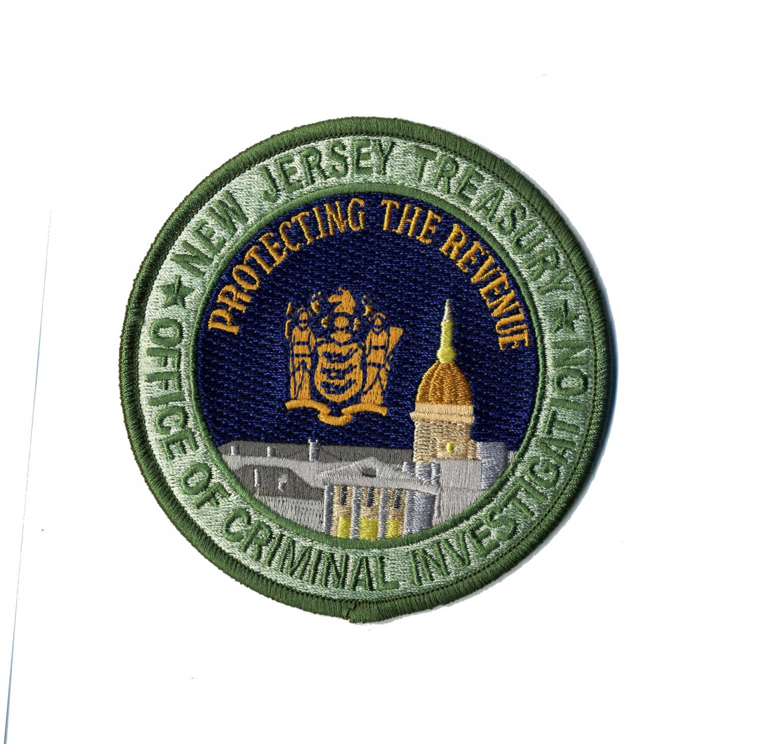 Criminal Investigation Patch