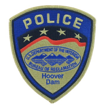 Police Badge Patch