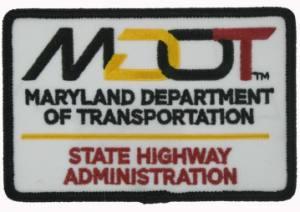 Transportation Embroidered Emblem