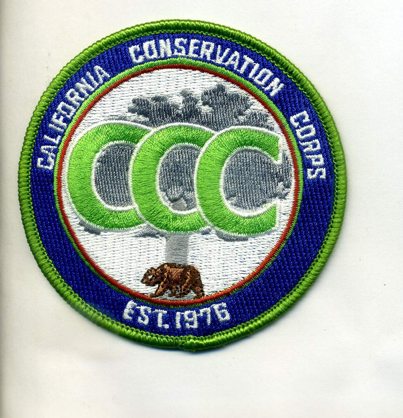 Conservation Patch