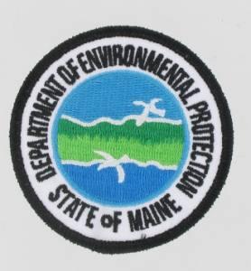 Environment Embroidered Emblem