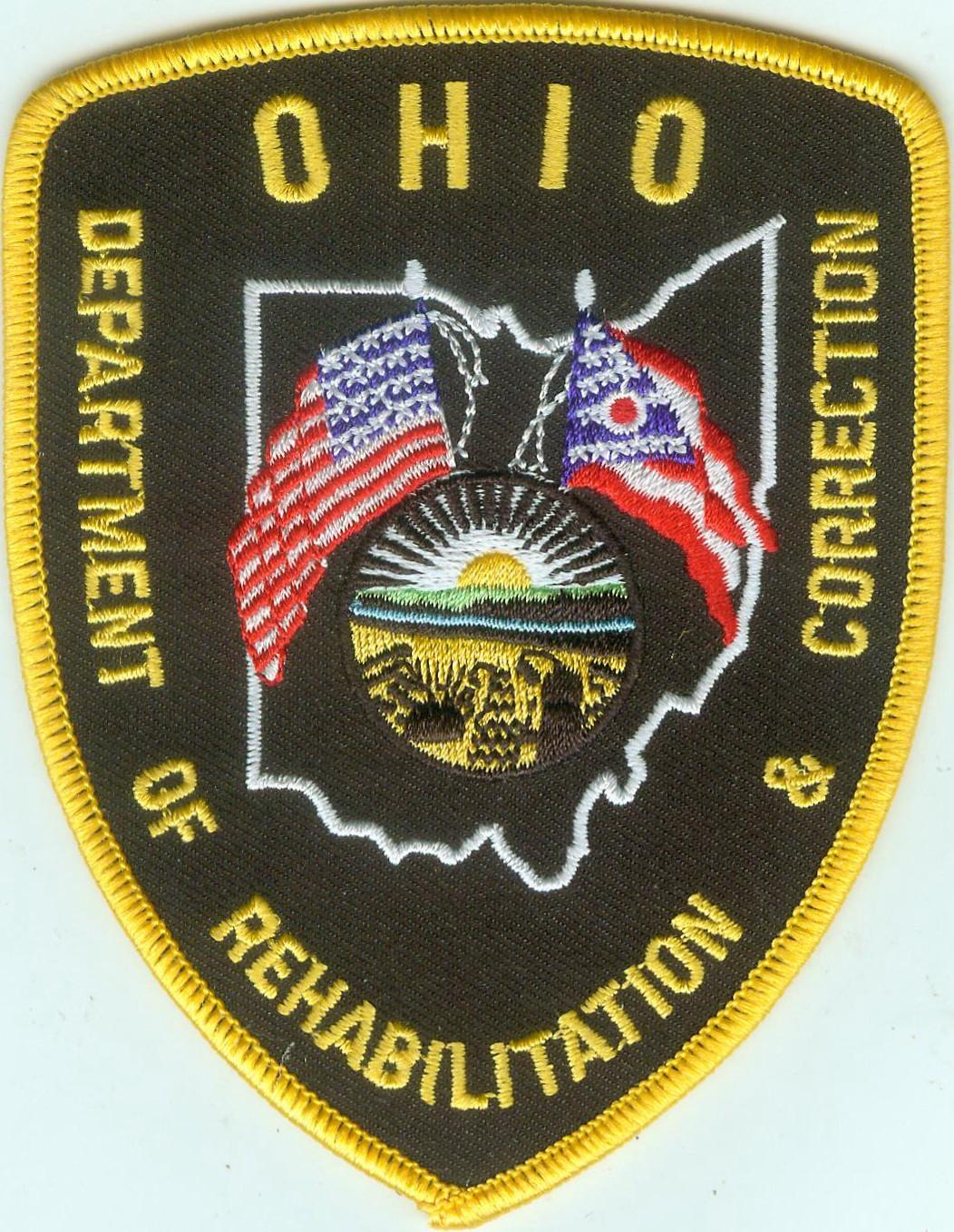 Corrections Emblem
