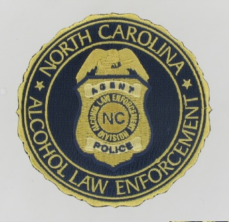Law Enforcement Embroidered Patch