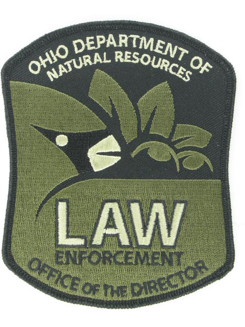 Law Enforcement Embroidered Emblem