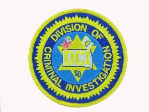 Criminal Investigation Patch