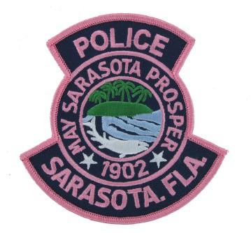 Pink emblems