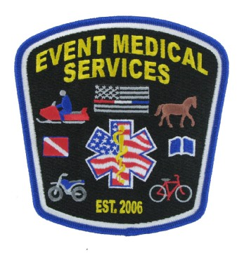 Medical services patch