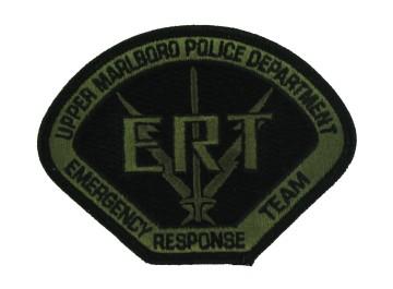 Emergency Response team patch
