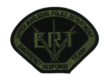 Emergency Response team patch