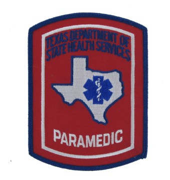 paramedic patches