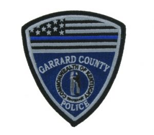Custom Police Patch