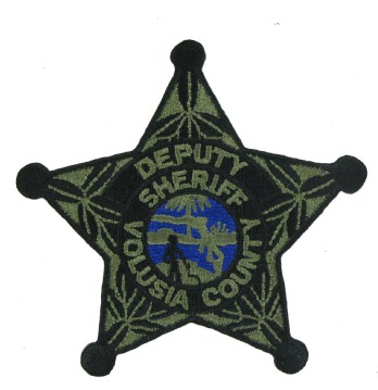 Sheriff patches