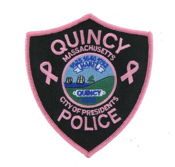 Cancer awareness patch
