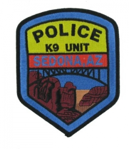 K9 Patches