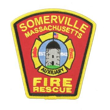 E22049 SOMERVILLE FIRE RESCUE MA